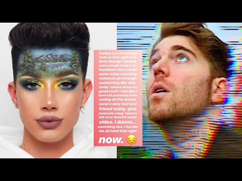 SHANE DAWSON SPEAKS OUT ABOUT JAMES CHARLES!