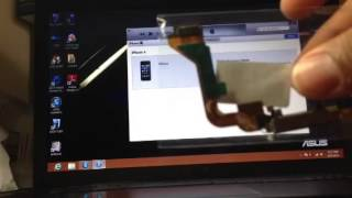 How to fix iphone 4 with black screen