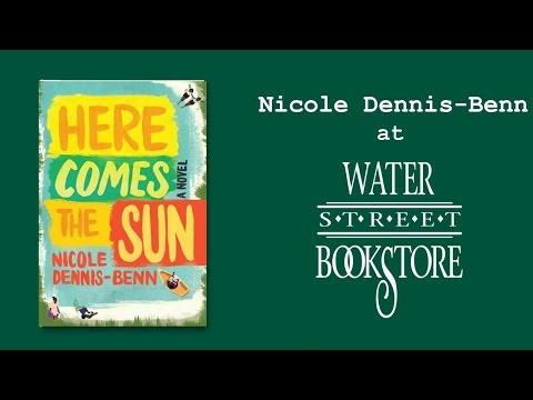 Nicole Dennis-Benn at Water Street Bookstore
