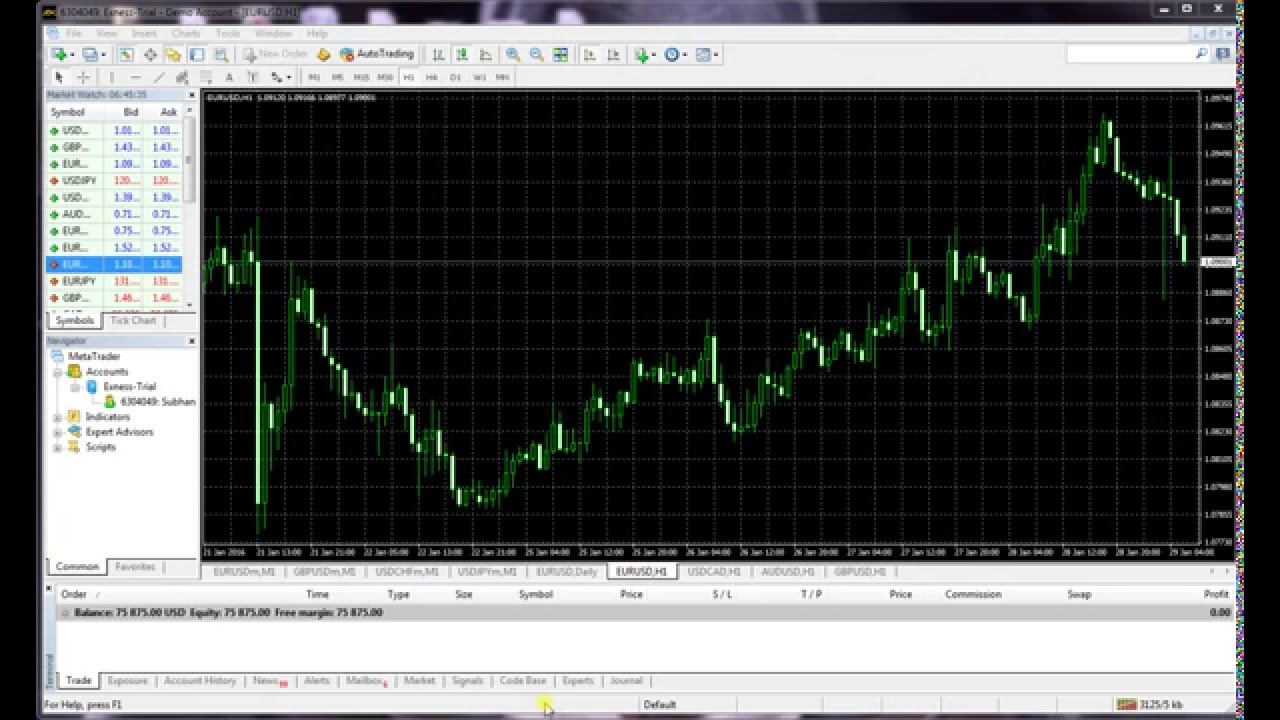 Daily forex signals and predictions
