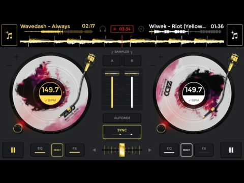 My another mixing song || Edjing Mix app