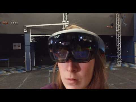 Watch how AUGMENTED REALITY is used in Manufacturing