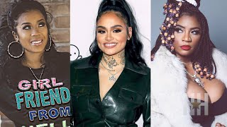 KKK Beef? Rapper Kamaiyah, Keyshia Cole and Kehlani Are Going At It!