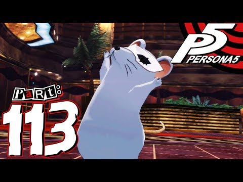 Persona 5 - Part 113 - Lion and the Mouse