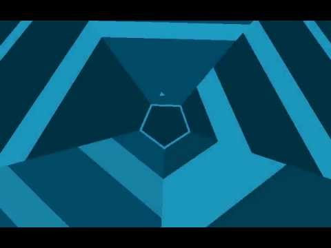 Super Hexagon Trailer