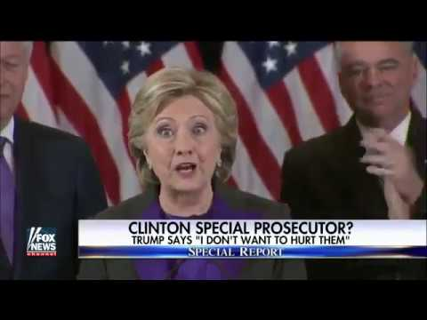 Four Congressional Committees Opened Investigations Into Six Allegations Against Hillary Clinton, Ai