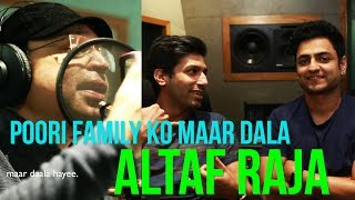 Altaf Raja Poori Family Ko Maar Dala | Kenny Sebastian & Kanan Gill