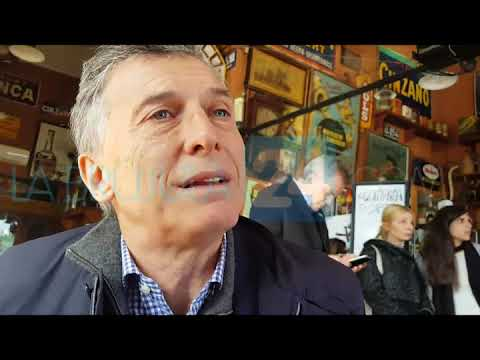 LB24 Mano a mano con Mauricio Macri