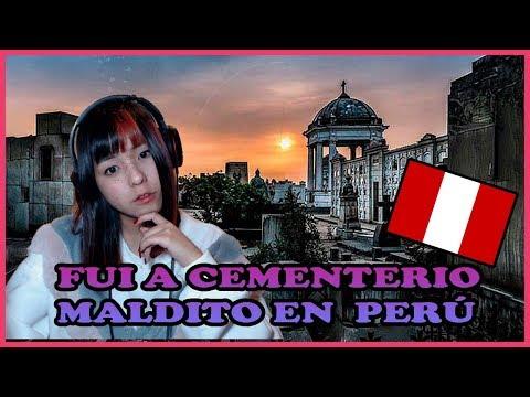 Fui a un cementerio en Perú ♡Perú profundo