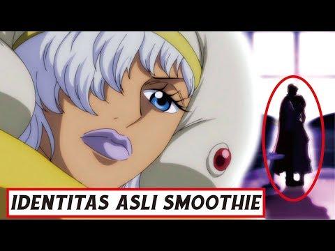 Mengungkap!! Identitas Asli Charlotte Smoothie  One Piece