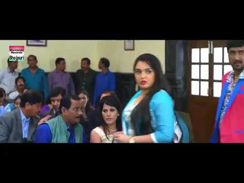 Dinesh Lal Yadav New Comedy Bhojpuri Video Movie Aashiq Awara Scenes