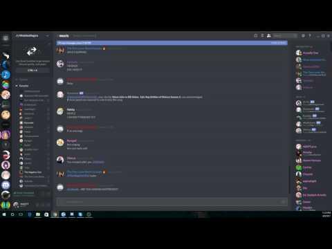 Madoka Magica reddit discord karaoke erb