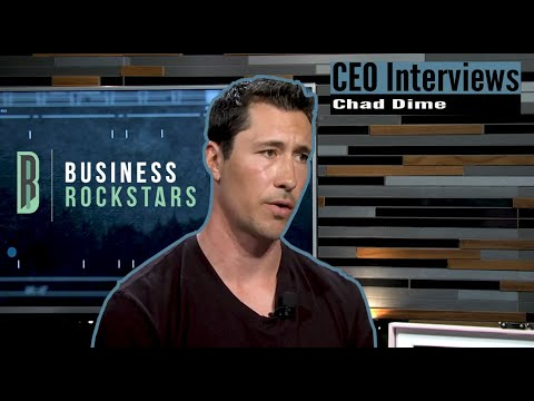 Chad Dime - Founder of DIFF Eyewear | CEO Interviews | Business Rockstars