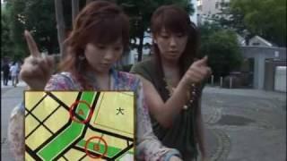 2005年 秋 安倍なつみDVDマガジンVol4から里田まい部分.