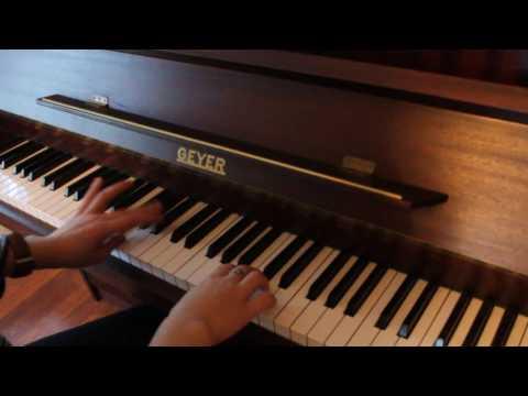 Hayat ve Murat - Aşk Laftan Anlamaz - OST piano cover