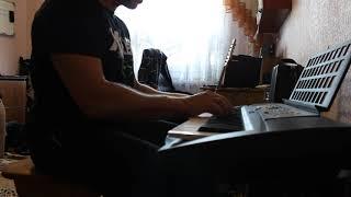 Музыкальный этюд на фортепиано. Цыганочка с выходом.