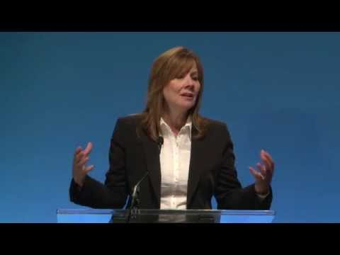 GM CEO Mary Barra Outlines Strategic Plan