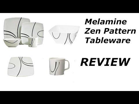 Zen Melamine Tableware