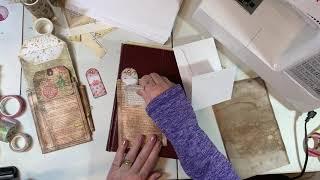 Re-imagined Scraps - #10 Envelope Pockets