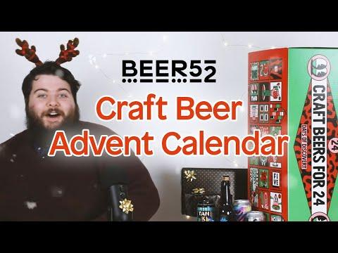 Discover The Beer52 Craft Beer Advent Calendar 2019 UK