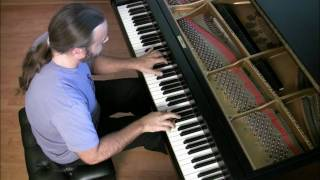 Ragtime Dance by Scott Joplin | Cory Hall, pianist-composer