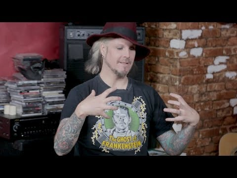 John 5 on 'It's Alive!', Rob Zombie + 'Wurdalak'