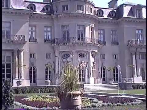 Carolands Mansion-Chateau Hillsborough  CA - Decorator Show house September 12, 1991