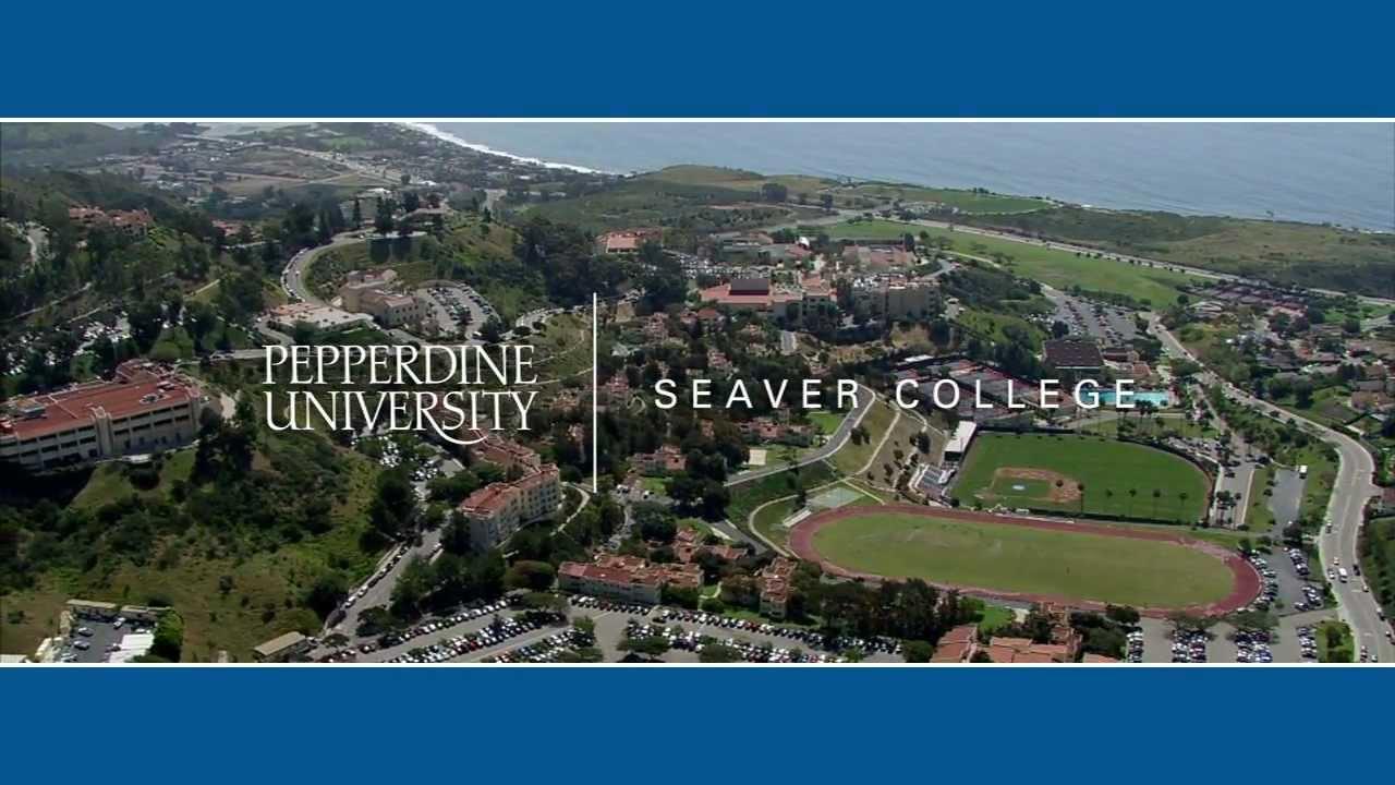 Pepperdine Malibu Campus Map.Pepperdine University Seaver College Youtube