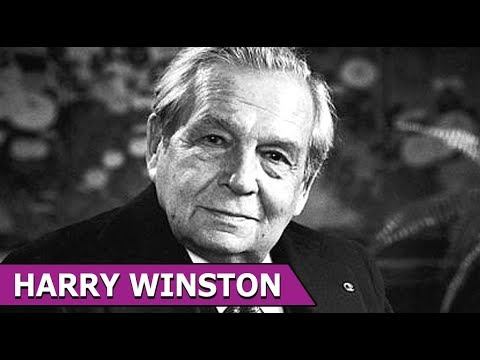 Harry Winston |  American Jeweler | Fashion Memior | Fashion Funky