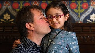 Daughter of Nazanin Zaghari-Ratcliffe's reunited with father upon return to UK