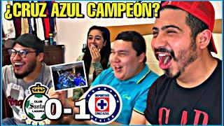 CRUZ AZUL CAMPEÓN!? Las mejores REACCIONES al Santos vs Cruz Azul (0-1) Final ida