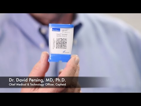 How Cepheid's SARS-CoV-2 Test Cartridge (COVID-19) is Made & How it Works with CMO Dr. David Persing