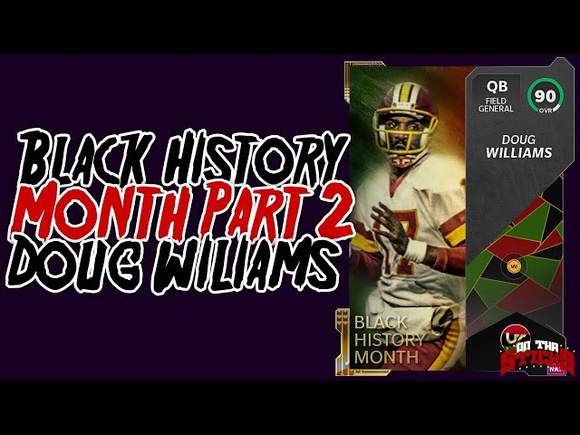 PS5 Madden 21 Ultimate Team Black History Month Promo Part 2 Solos (Free 90 OVR Doug Williams) #MUT