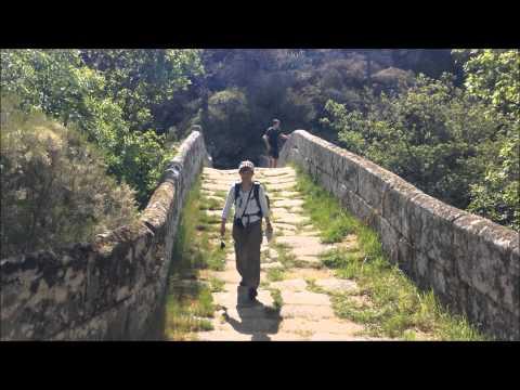 Walking the Camino - Ourense to Santiago de Compostela