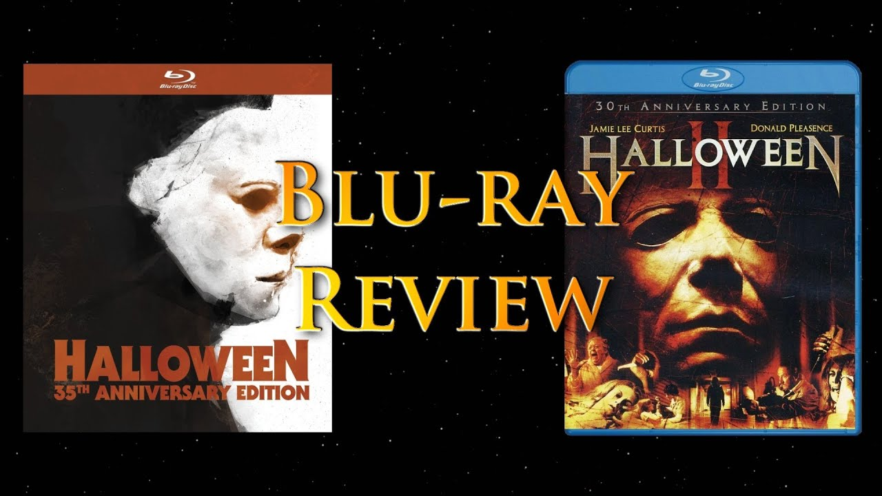 halloween 35th anniversary digibook and halloween ii 30th anniversary edition blu ray review - Halloween Ii Blu Ray