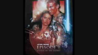 Star Wars and The Attack of the Clones Soundtrack-01 Ambush on Coruscant