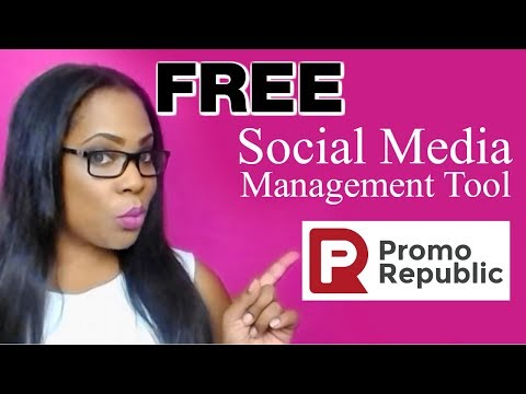 Hootsuite Competitors – FREE Social Media Management Tool Promo Republic