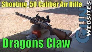 .50 Caliber Air Rifle, Dragons Claw