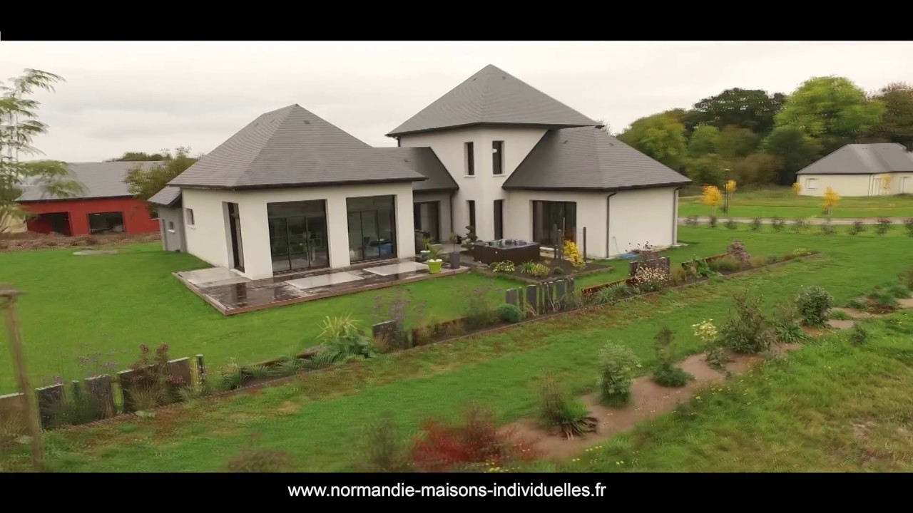 Normandie maisons individuelles youtube for Normandie maison individuelle