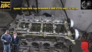 Hyundai Tucson 2016 Года Развалился Двигатель Через 55 Тыс Км