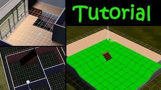 Tutorial: Grundlagen von constrainfloorelevation | Wand-/Raumhöhe senken | Splitleveling