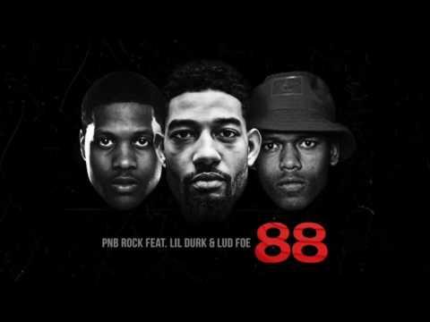 "PnB Rock ""88"" Feat. Lil Durk & Lud Foe (Official Audio)"