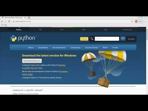 How To Install Python 3.8.1 On Windows 7, 8, 10 - 2020