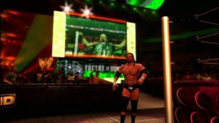 WWE 12 | Triple H Intro