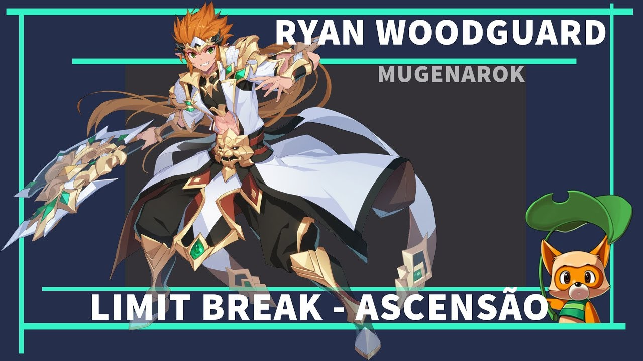 [Grand Chase] Ryan Woodguard - Ascensão