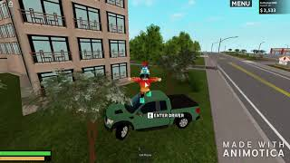 LIBERTY COUNTY with LZ a noob in roblox