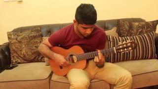 abraham guitar