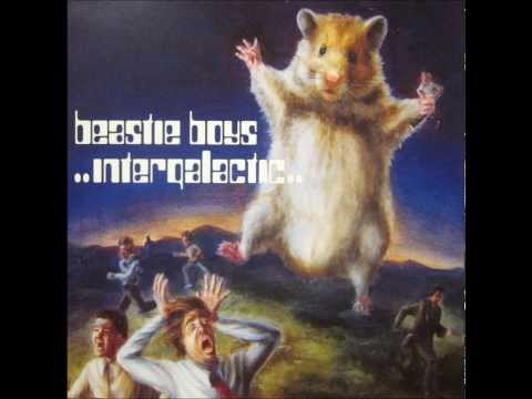 Beastie Boys  Intergalactic Prisoners Of Technology  TMS 1 Remix