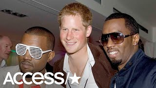 The 5 Most Memorable Times Celebrities Mingled With The Royals