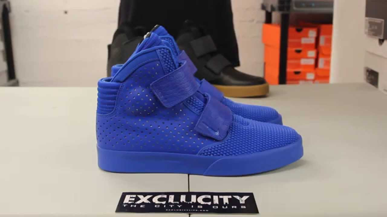 san francisco d8bdd 5c206 Nike Flystepper 2K3 PRM - Hyper Cobalt - Unboxing Video at Exclucity -  YouTube